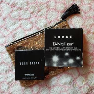 Bronzer Bundle (Lorac & Bobbi Brown)